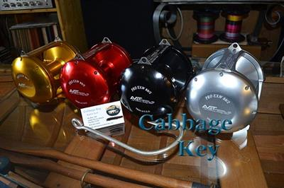 Cabbage Key rod and reel